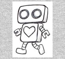 Love Robot One Piece - Long Sleeve