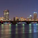 Boston Reflections by Craig Goldsmith