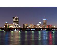 Boston Reflections Photographic Print