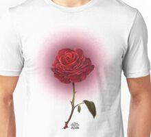 The Enchanted Rose Unisex T-Shirt