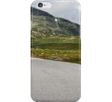 Lonely road iPhone Case/Skin