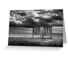 Front Row Seats Greeting Card