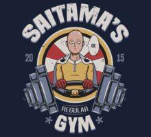 Saitama Gym Kids Tee