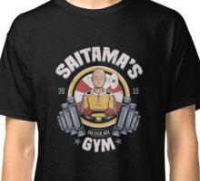 Saitama Gym Classic T-Shirt