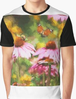 The Breath Of Spring Graphic T-Shirt
