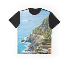 Vernazza Graphic T-Shirt