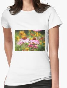 The Breath Of Spring Womens Fitted T-Shirt