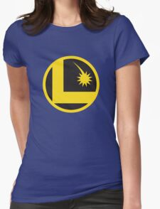Legion of Super-Heroes Womens Fitted T-Shirt