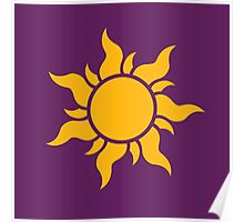 Sun Crest  Poster