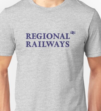 Regional Railways Unisex T-Shirt
