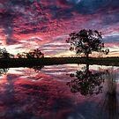 Sunday Sunset by David Haworth
