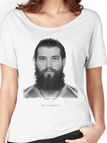 Brent Burns Women's Relaxed Fit T-Shirt