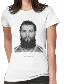 Brent Burns Womens Fitted T-Shirt