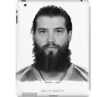 Brent Burns iPad Case/Skin