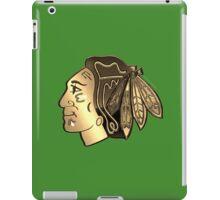 Chicago BlackHawks Cool logo iPad Case/Skin