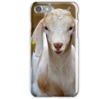 Goat Kid iPhone Case/Skin