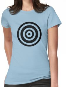 Legion of Super-Heroes; Cosmic Boy Womens Fitted T-Shirt