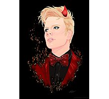 Devil Patrick  Photographic Print