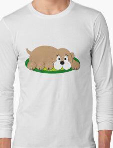 Cozy Dog Long Sleeve T-Shirt