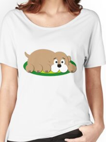 Cozy Dog Women's Relaxed Fit T-Shirt