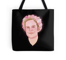 Patrick flower crown  Tote Bag