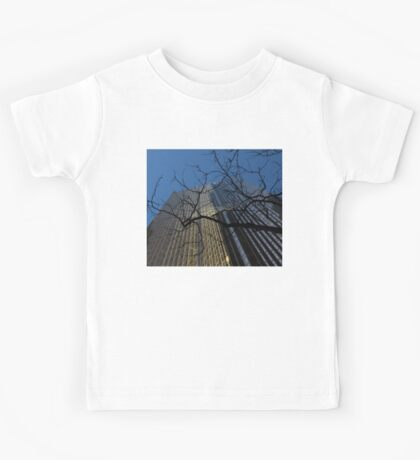 Toronto's Golden Bank - Royal Bank Plaza Downtown Kids Tee