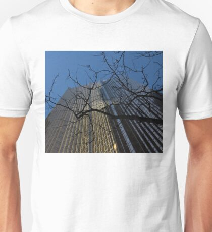 Toronto's Golden Bank - Royal Bank Plaza Downtown Unisex T-Shirt