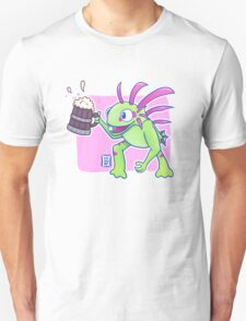 Beer Loving Murloc Unisex T-Shirt