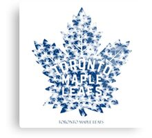 Toronto Maple Leafs Logo Stunning Metal Print