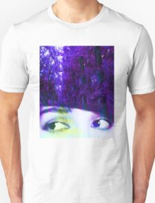 Eyes in the Forest Unisex T-Shirt