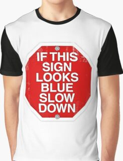 A physics joke. Graphic T-Shirt