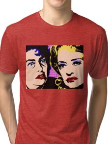 Whatever Happened To Baby Jane Hudson? Tri-blend T-Shirt