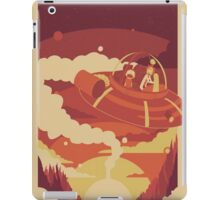 Rick And Morty Art #1 iPad Case/Skin