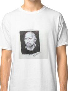 Dwayne Johnson (The Rock) Classic T-Shirt