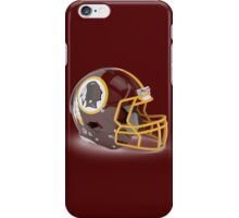 Redskins Helmet iPhone Case/Skin