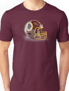 Redskins Helmet Unisex T-Shirt