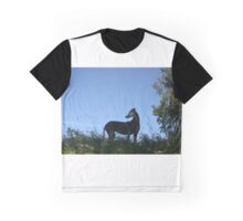 Lucy galgo at the river Graphic T-Shirt