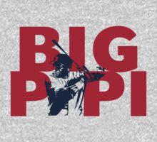 David Ortiz - Big Papi One Piece - Short Sleeve