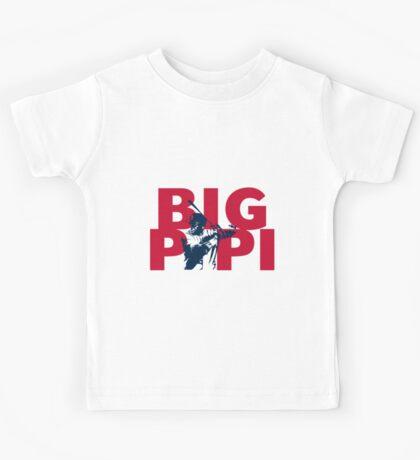 David Ortiz - Big Papi Kids Tee