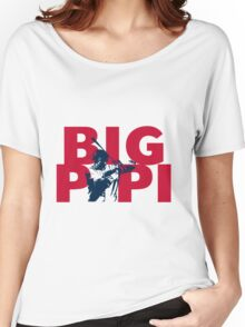 David Ortiz - Big Papi Women's Relaxed Fit T-Shirt