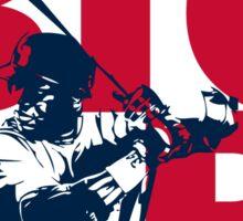 David Ortiz - Big Papi Sticker