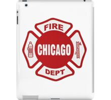 Chicago Fire iPad Case/Skin
