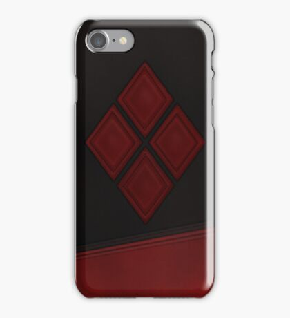 Harlequins and Stitches Rolling Around in Ditches iPhone Case/Skin