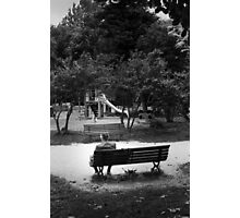 Absence Photographic Print