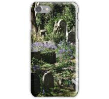 Bluebell patch iPhone Case/Skin