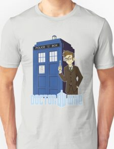 Dr Who Animated (no background) T-Shirt