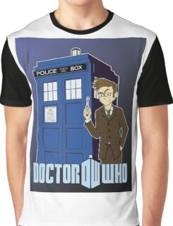 Doctor Who Animated Graphic T-Shirt