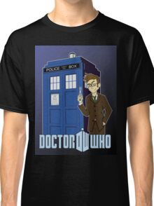 Doctor Who Animated Classic T-Shirt