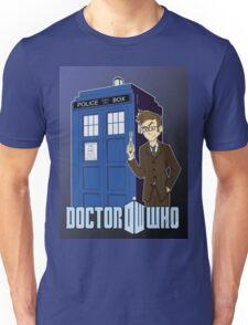 Doctor Who Animated Unisex T-Shirt