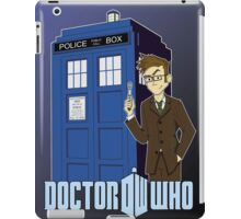 Doctor Who Animated iPad Case/Skin
